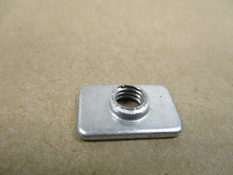 What Kind Of Nut Has A Hole >> Working with Aluminum Extrusion - Chrysalis 3D Printer ...
